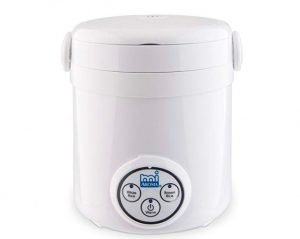Aroma Housewares Mi 1.5 Cup Mini Rice Cooker