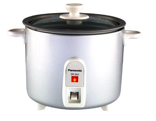 Panasonic SR-3NA Automatic 1.5 Cup (Uncooked)/3 Cups (Cooked) Rice Cooker