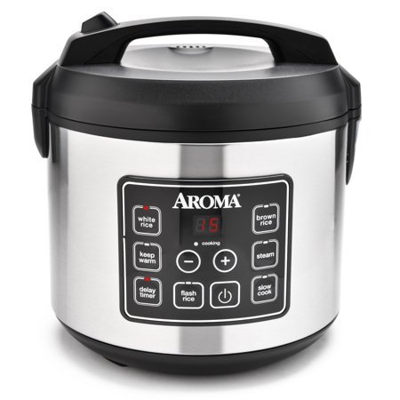 Aroma 20-cup Rice Cooker for Sushi Rice