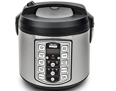 Aroma Professional Plus ARC-5000SB 20 Cup Rice Cooker