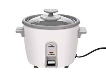 Zojirushi NHS-06 3 Cup Rice Cooker.