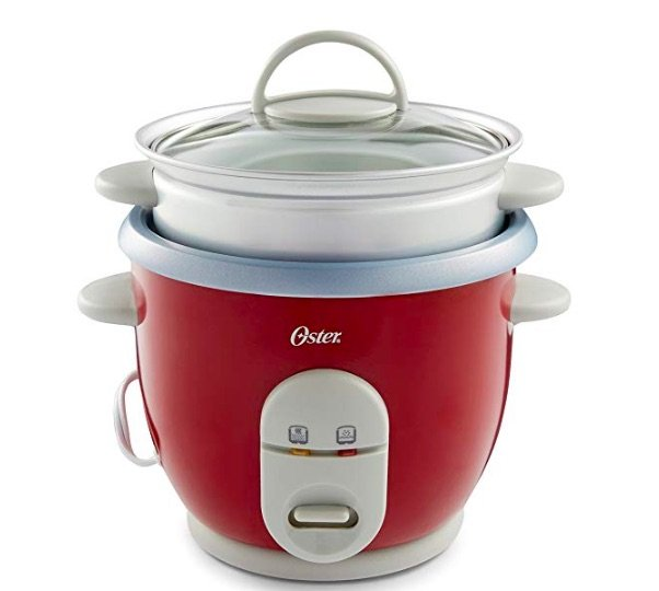 Red Oster Rice Cooker