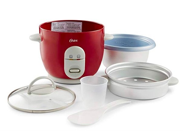 Oster Rice Cooker and Accessories