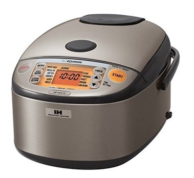 Zojirushi Rice Cooker for Sushi Rice