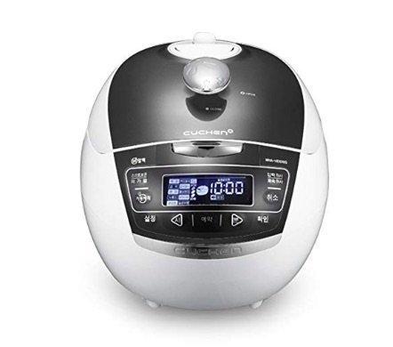 Cuchen Premium IH Pressure Rice Cooker 6Cup WHA-VE0609G