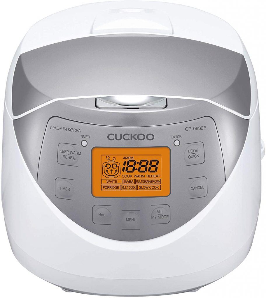 Cuckoo Rice Cooker Model CR-0632