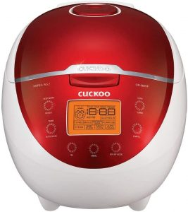 Bect Cuckoo Rice Cooker (CR-065F)